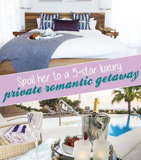 Romantic 5-star luxury getaway