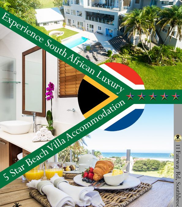 Experience South Africa in true luxury